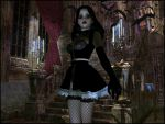 Spooky Step-Sister - 2009 by akulla3D