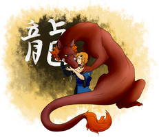 BE: Year of the Dragon by IKArtStudios