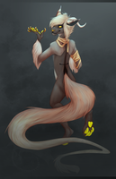 Touch Fluffy Tail by Krysiilys