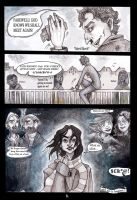 Project Snape: Prologue: Page 6. by RosaZaira