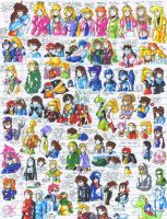 Felt pen doodles 12 by General-RADIX