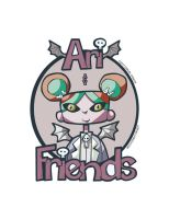 Ari and Friends by lcanady