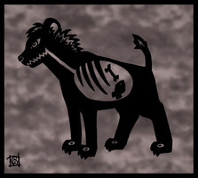 The Hyena by ChibiCorporation