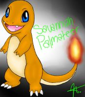Charmander by ConsciousSuicide