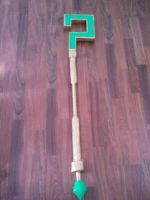 Riddler's Cane by DuctileCreations