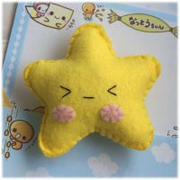 Angry Star Pincushion by Keito-San