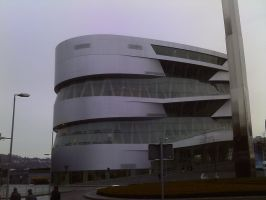 Mercedes-Benz Museum by ShawnSPeters