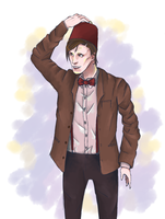 Doctor who eleventh by RitsuTainaka13