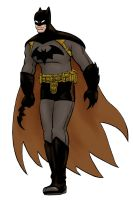 Batman by dan_sch by Dub-T