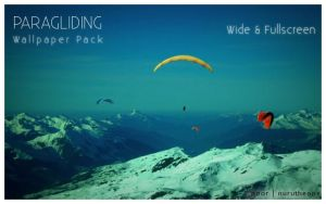 Paragliding by nurutheone
