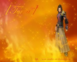 KH Wallpaper - Terra by Roxas-Number-XIII