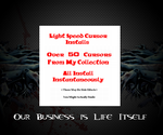 Win7 Light Speed Cursor Install Collection by ZombieGroundSquirrel