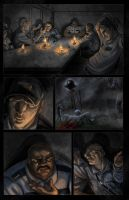 'Uprising' a zombie comic by RayDillon