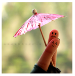 under my umbrella-ella-ella-eh by maskqueraide