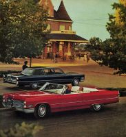After the age of chrome and fins : 1966 Cadillac by Peterhoff3