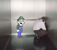 Weegee by SalNightmare209
