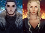 A Song of Ice and Fire by pershun