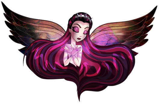 Ever After High Raven Queen by CostantStyle