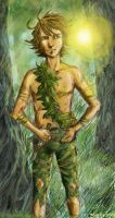 Peter Pan by yusef-abonamah
