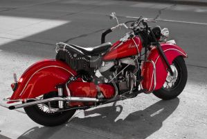 1947 Indian Chief 2 by SDReptiles