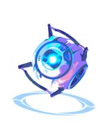 Portal 2: Wheatley by liadys