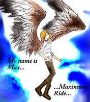 Maximum Ride: My Vers. by Rndom-Obsessions
