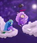 Luner and luna-contest entry by PencilSpecter