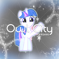 Owl City - Galaxies (Twilight Sparkle) by AdrianImpalaMata