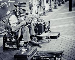 Street Performer 01 by Wings-of-Light