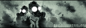 Gas Mask Signature by angrybanana5000