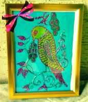 Give Customized framed cards to your loved ones! by lovefreek