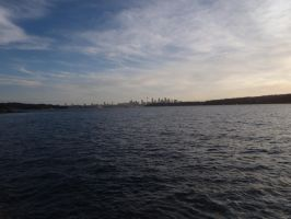 Sydney from Camp Cove by Weatbix