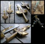 Zidane knifes by alsquall