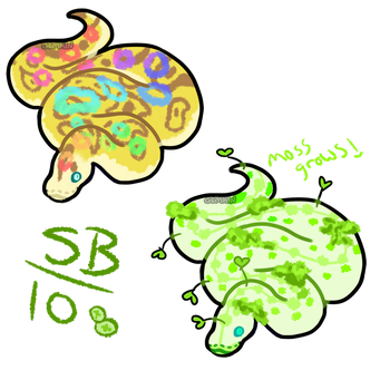 Snek Auctions! **open, 10 SB** by daddyissu3s
