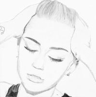 Miley Cyrus by J-Mah