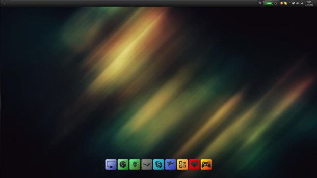Win7 Desktop by kashty