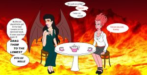 succubus time by gaahinalover23
