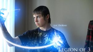 Legion of 3 poster by Legion-Of-3