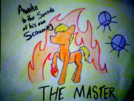 The Master Silhouette by KimandAbbysaccount