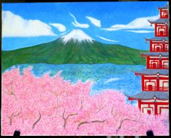 Mt Fuji for my Youngest by wylf