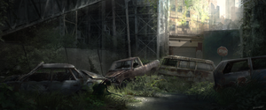 The Last of Us - Sneaking into the Base by JanPhilippEckert