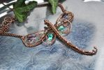 Dragonfly Necklace II by twistedjewelry