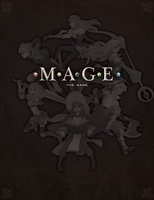 M-A-G-E by Lo-wah