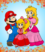 PT: Family photo by Nintendrawer