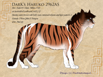 Dark S Haruko 2962AS by SheduMaster