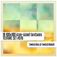 Texture Set 076 by twinstrikeish