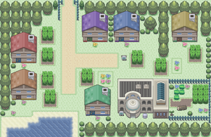 Pokemon: OR Pallet Town Revamp by PlayerRed-1