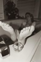 Feet in exile by Thebritishgangsta