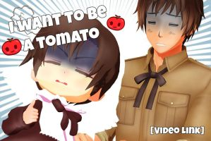 [Video link] Want to be a tomato by Hiko19