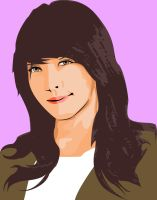 Vector Portrait of BOA by maddaluther